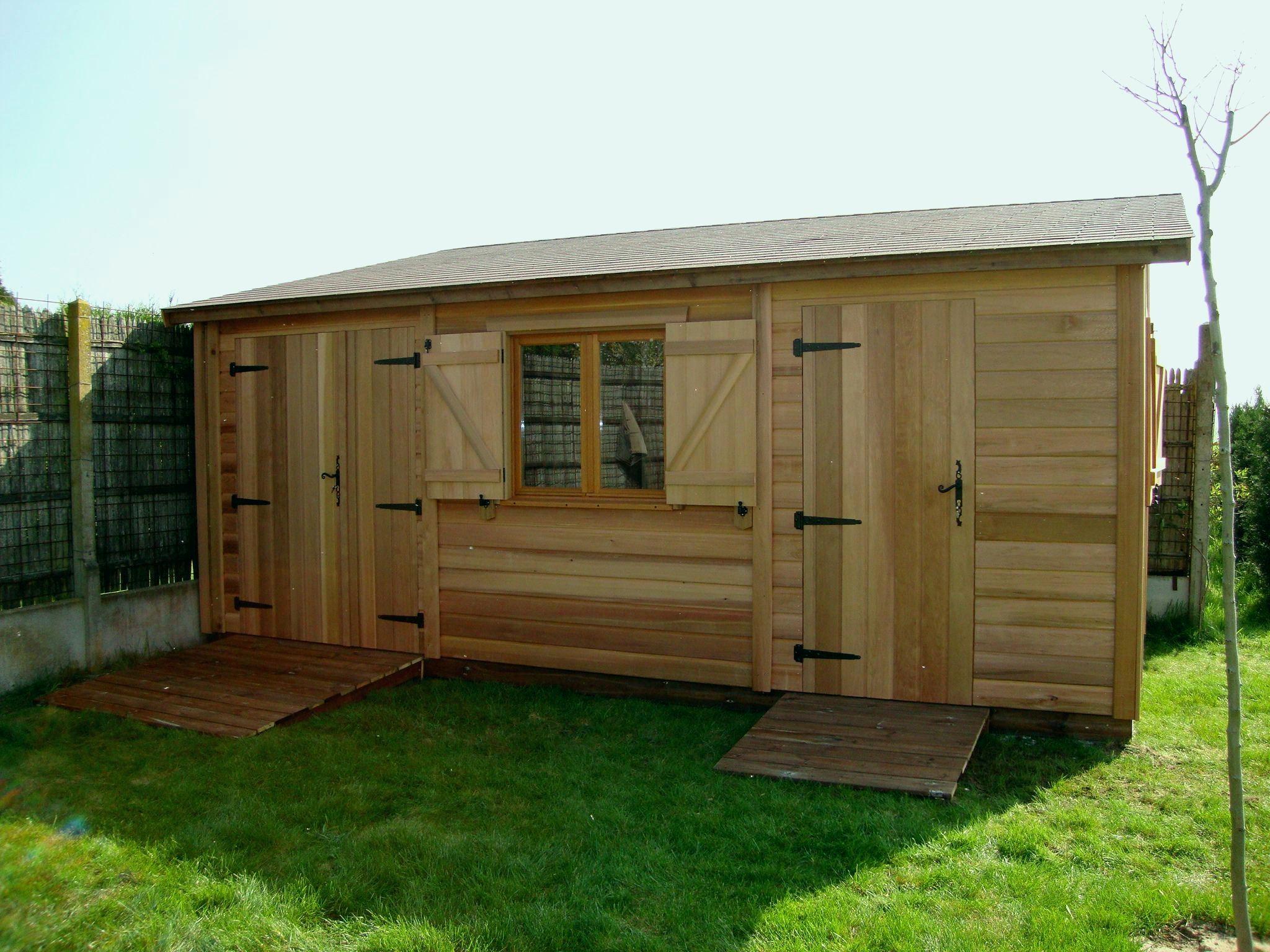 bois traite autoclave brico depot elegant abri de jardin bois 9 53 m ep 28 mm toit plat kivik colis l 332 et of bois traite autoclave brico depot