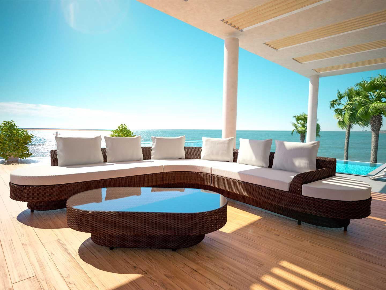 Achat Salon De Jardin Luxe Longino Casa En La Playa