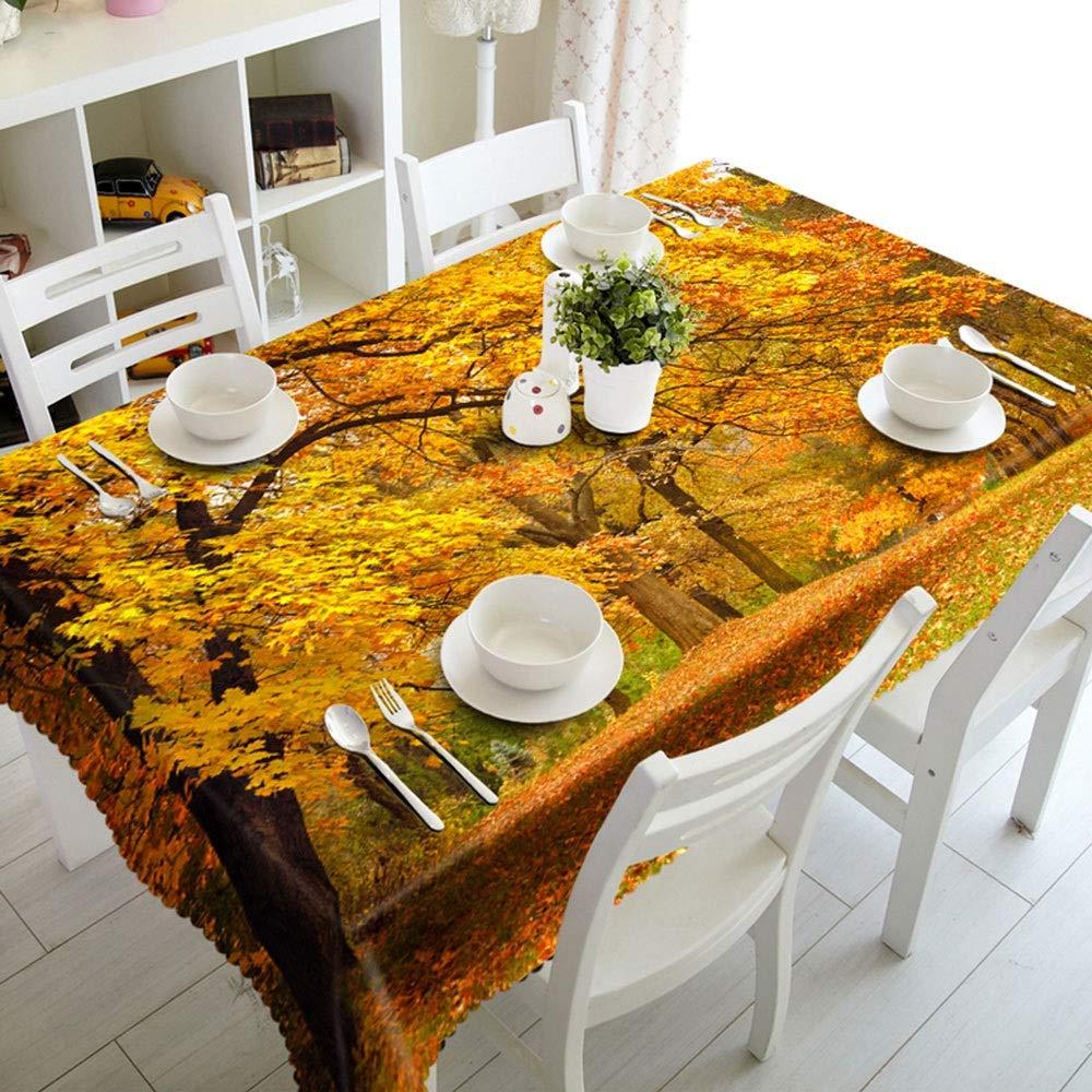 Achat Table Unique Nappe Créative Nappe Théi¨re Fleurs Nappe Rectangulaire En