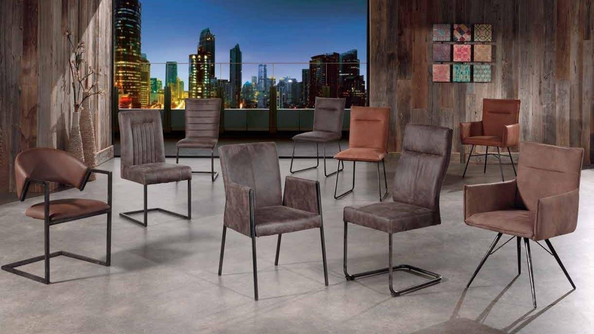 Acheter Chaise Nouveau Fauteuils De Table Et Chaises Tissu Bois Meubles De