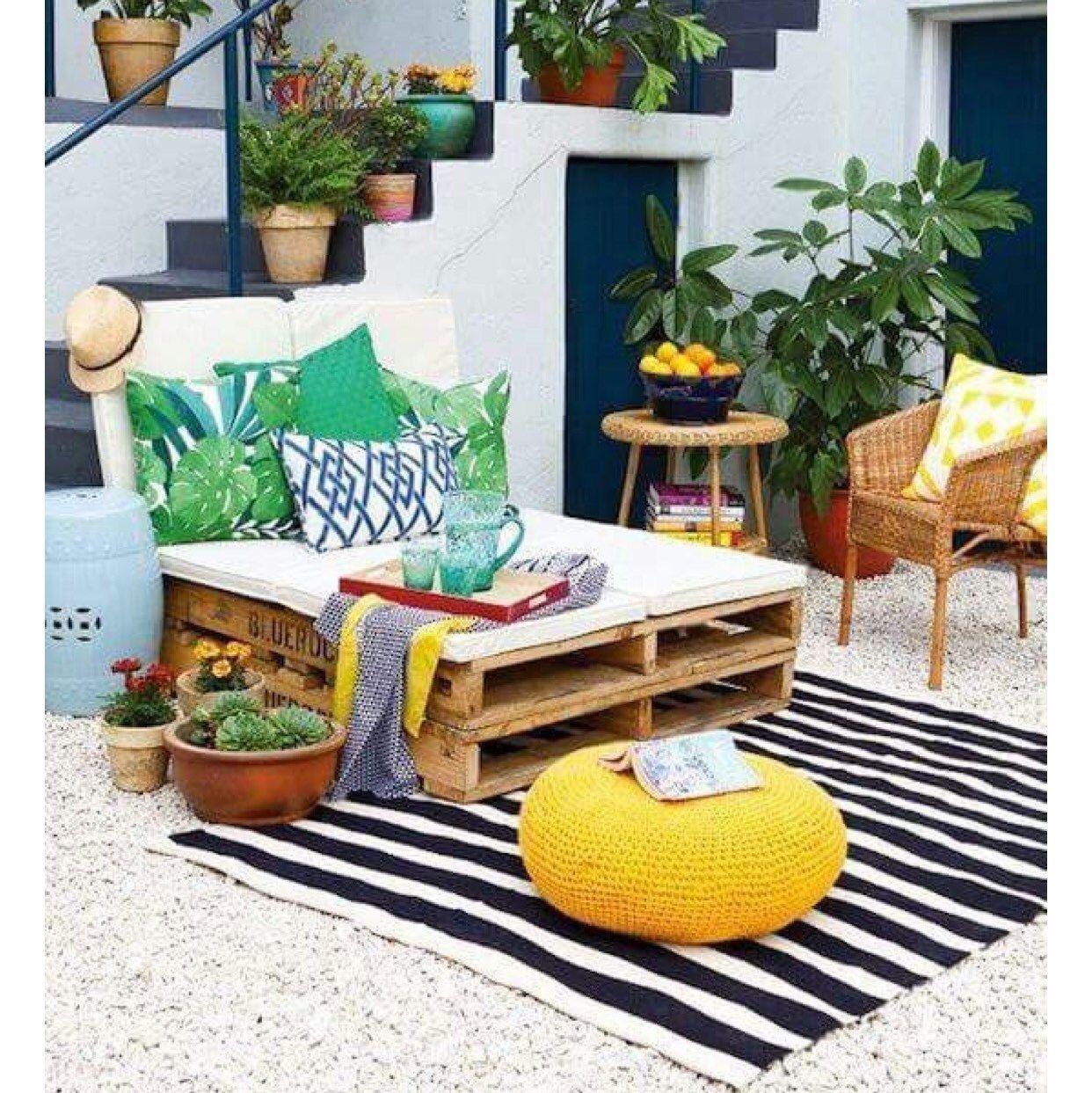 Acheter Salon De Jardin Charmant Un Joli Fauteuil En Rotin Pour Une Ambiance Outdoor Boh¨me