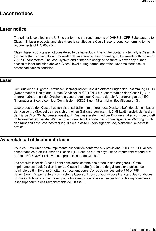 ServiceManualLexmarkT User Guide Page 9