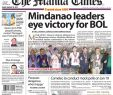 Alinea Banc Nouveau the Manila Times