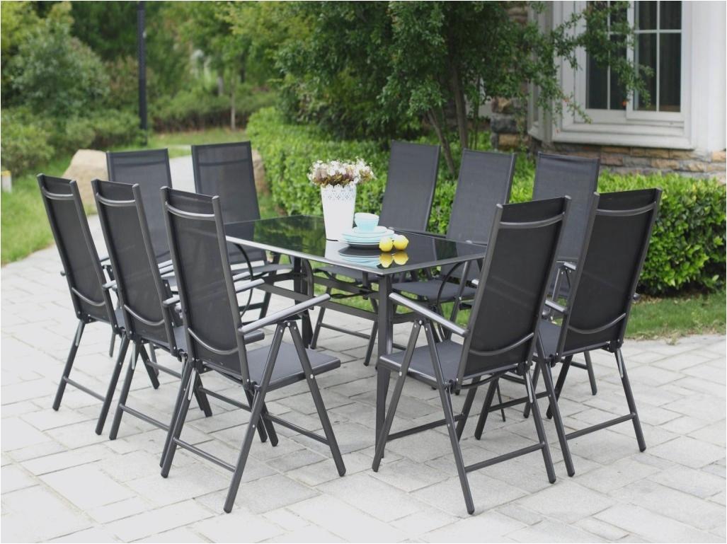 la redoute salon de jardin resine tressee magnifique table jardin 10 personnes 8
