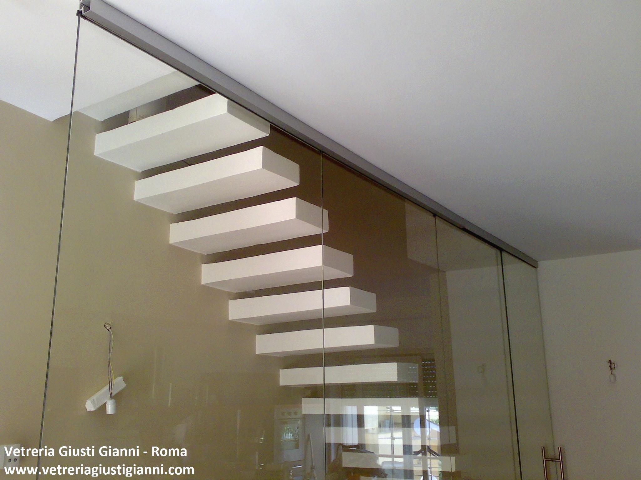 pareti in vetro roma vetreria gianni giusti avec parete per scale dettaglio et interni 25 px all 21 charmant b ton cir ext rieur leroy merlin beericious luxe beton
