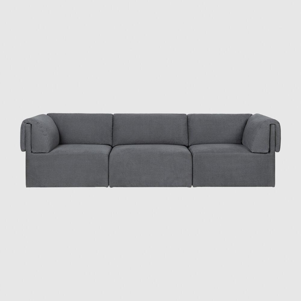 Wonder Sofa 3 seater withArmrest Chivasso Hot Madison Reloaded CH1249 096 Front