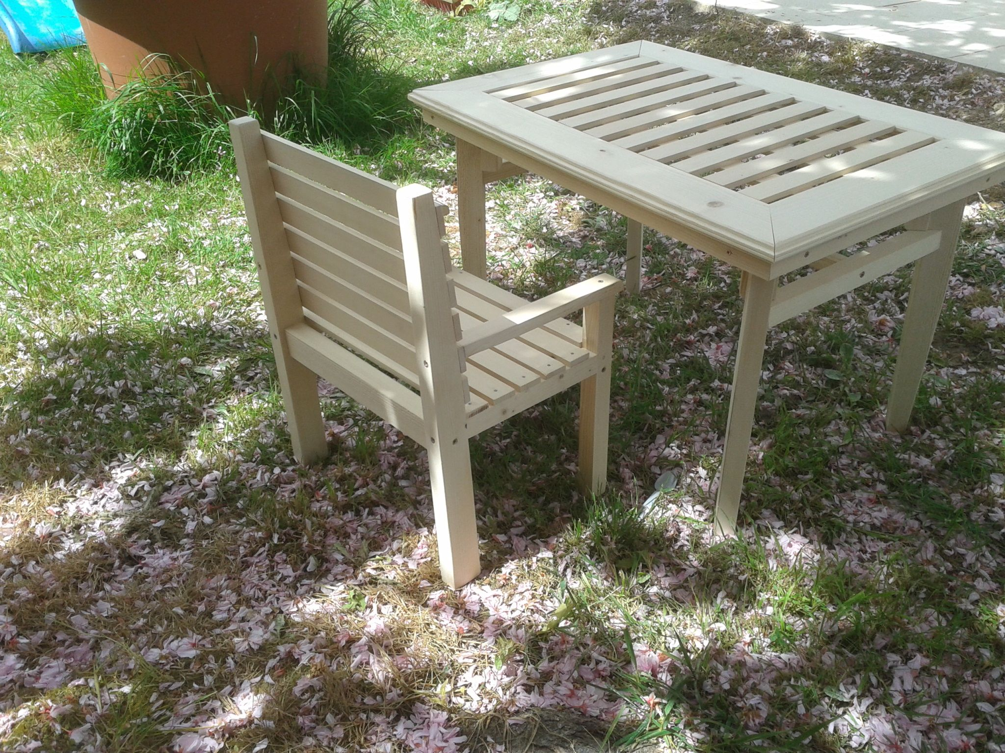Ameublement Jardin Inspirant Table De Jardin Chaise Instructions De Montage