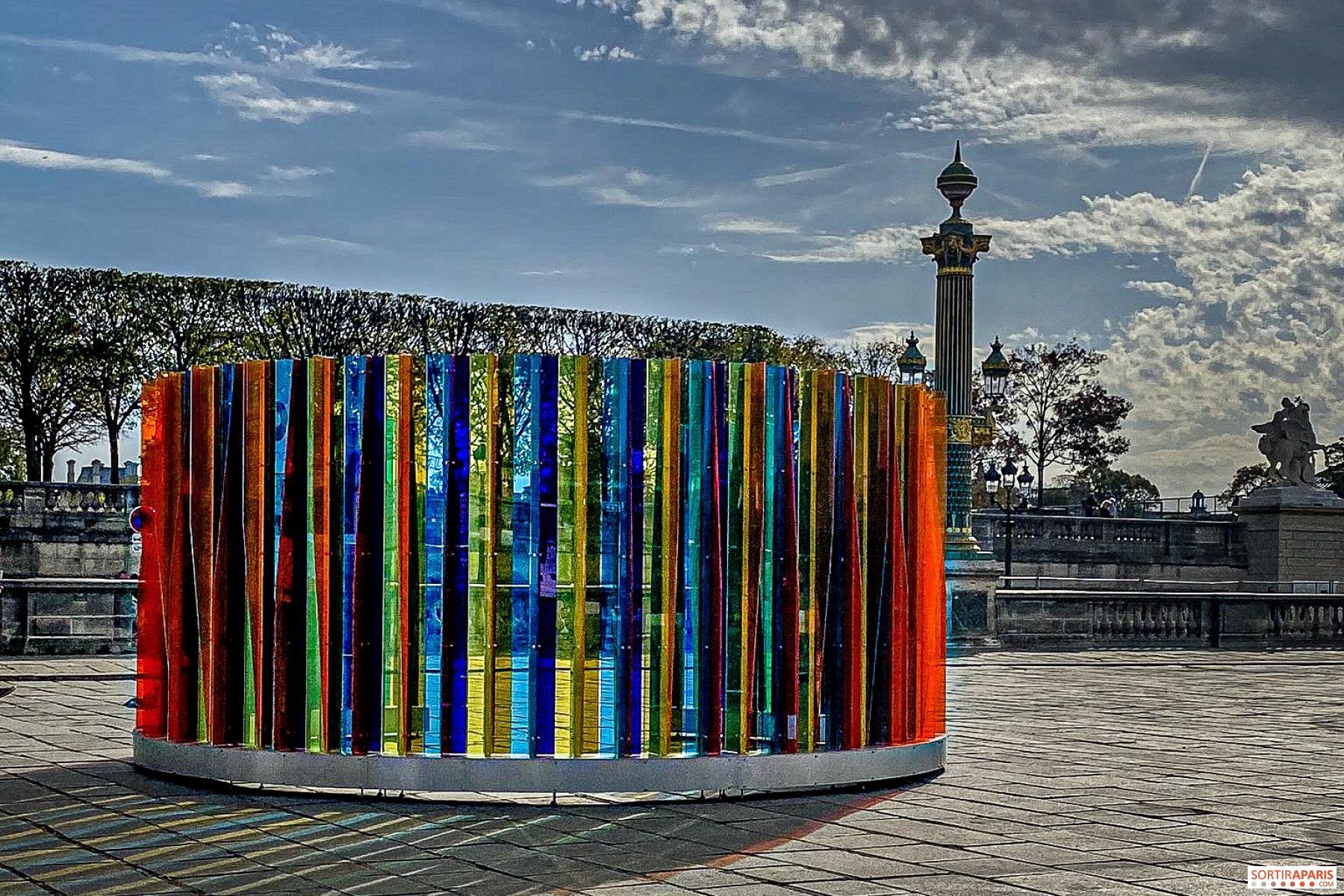 exposition fiac au jardin des tuileries 2019