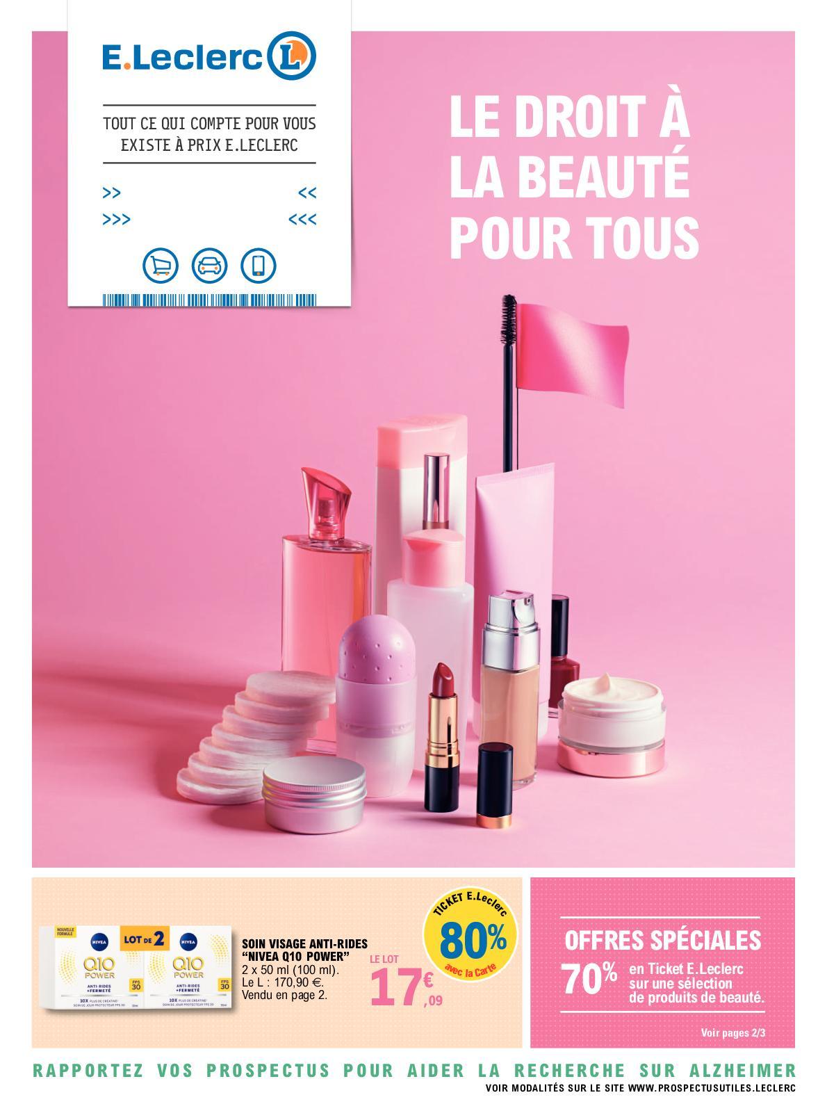 Bain De soleil Plastique Blanc Leclerc Luxe Calaméo Catalogue Beauté Mai 2019 Of 39 Charmant Bain De soleil Plastique Blanc Leclerc