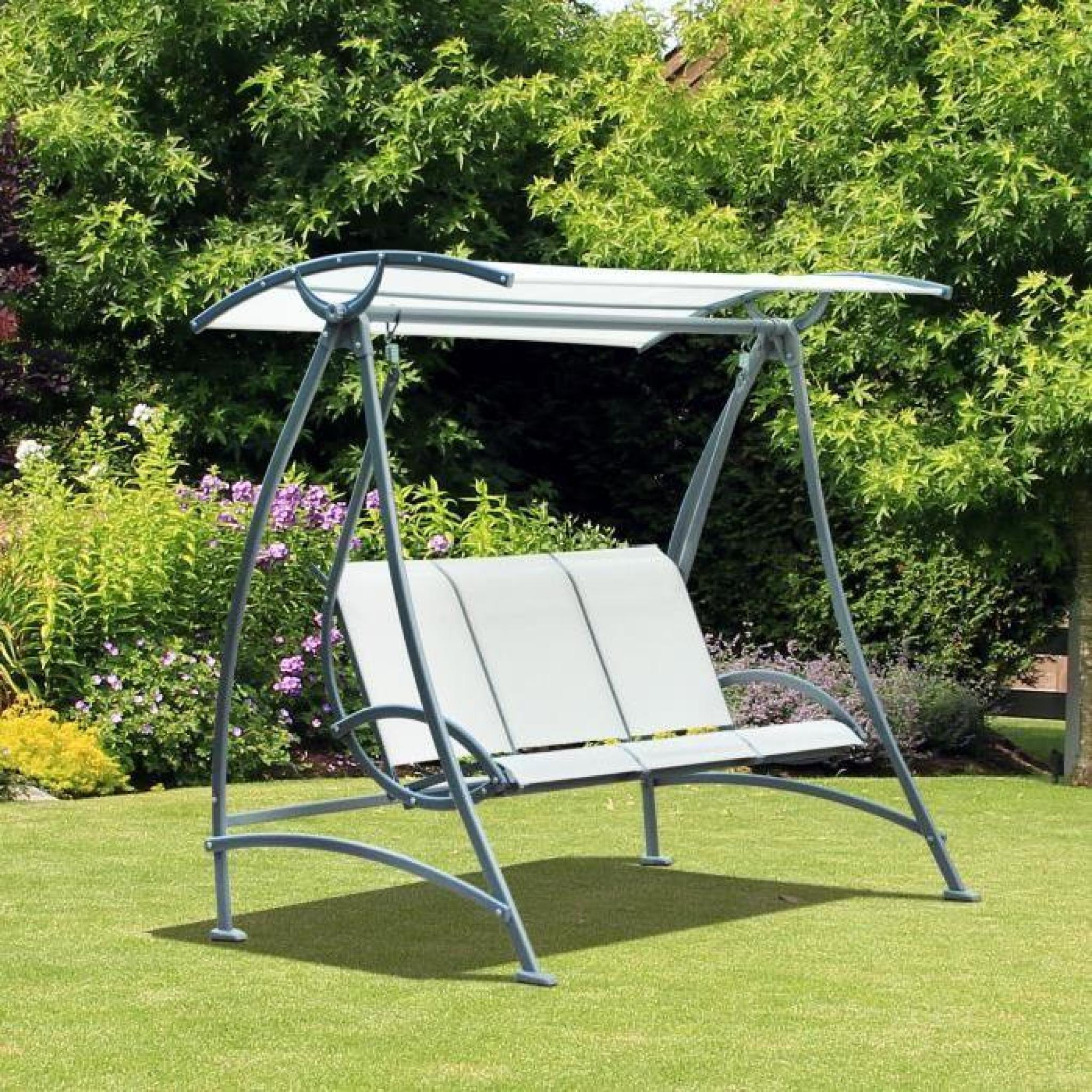 outsunny balancelle balancoire de jardin terrasse 1