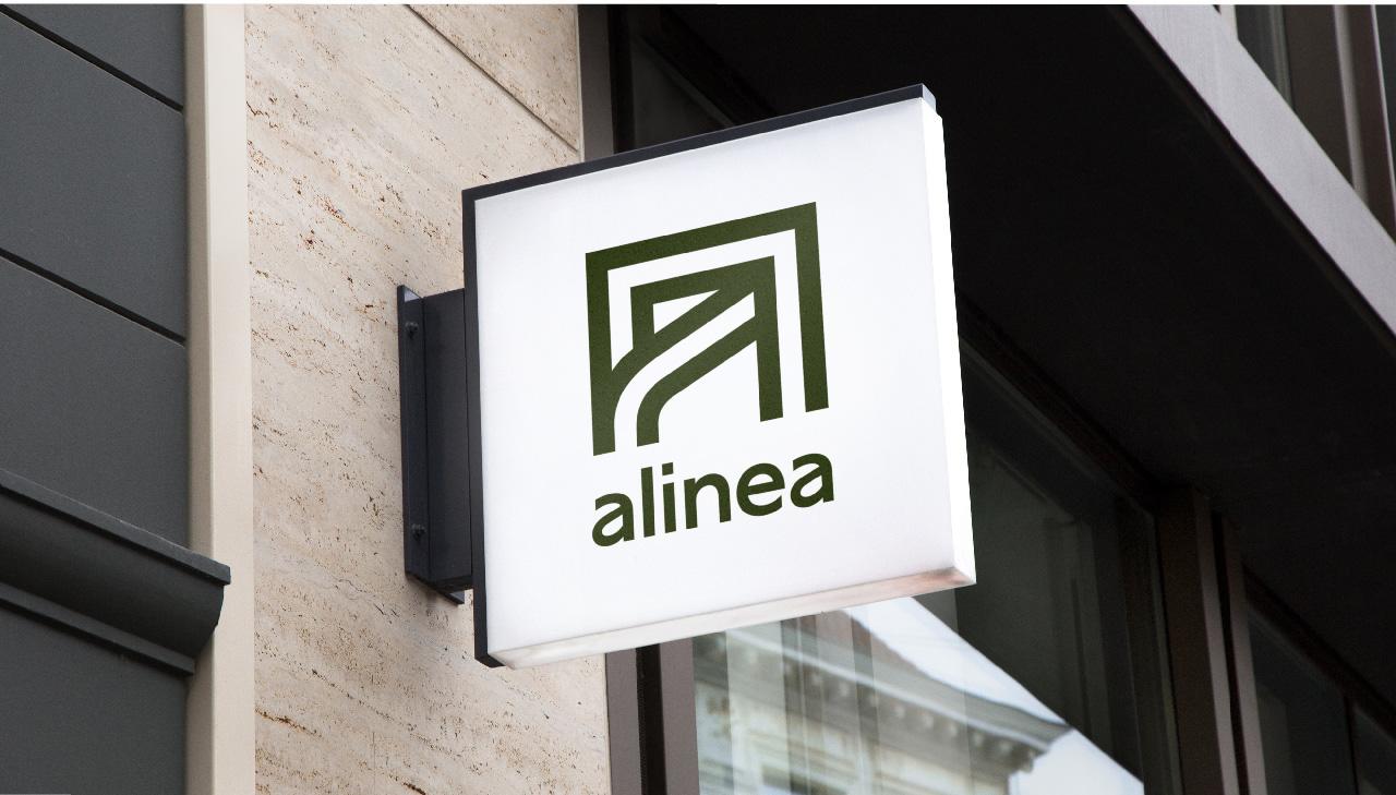 alinea blade sign