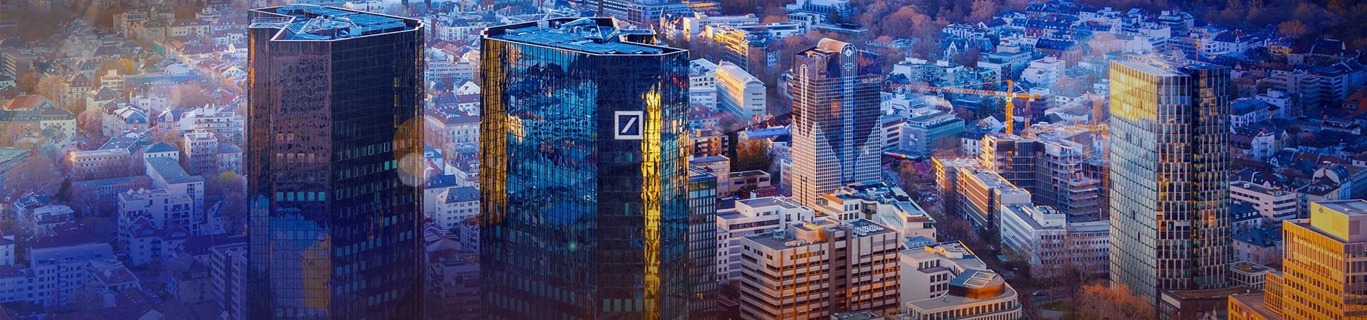 Deutsche Bank Headquarters Frankfurt