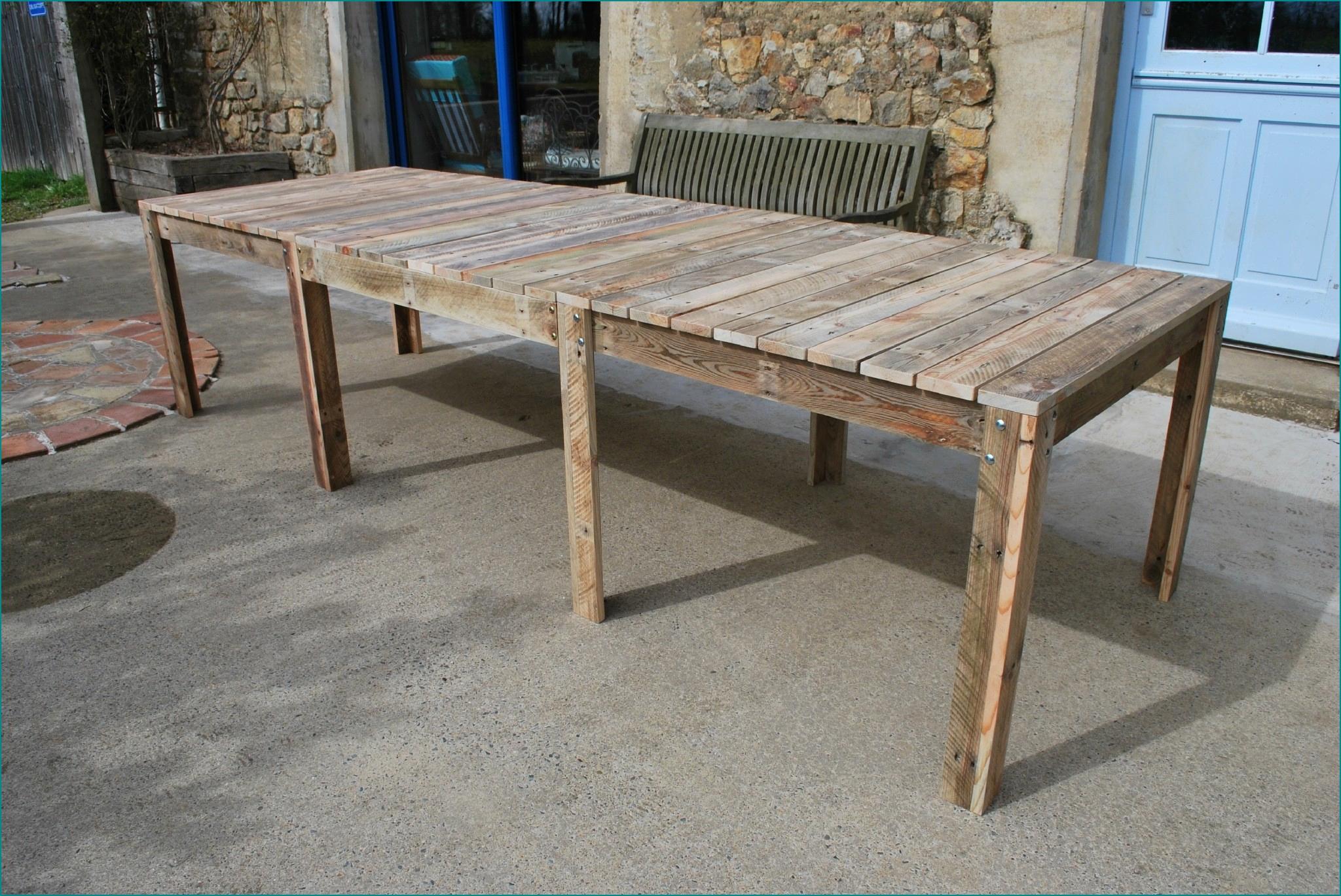 fabriquer un salon de jardin en bois nouveau banc en palette simple nouveau banc palette bois of fabriquer un salon de jardin en bois