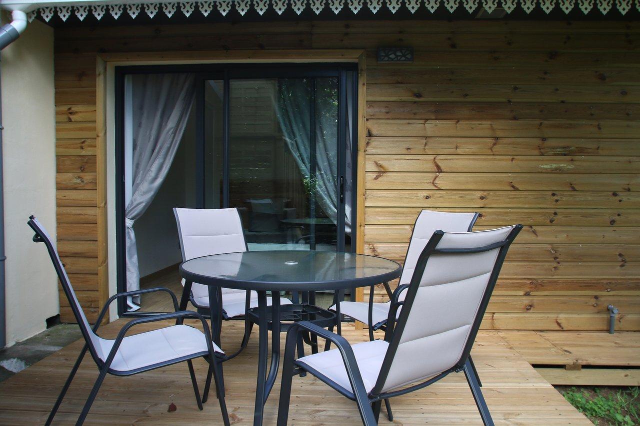 terrasse exterieur chambre