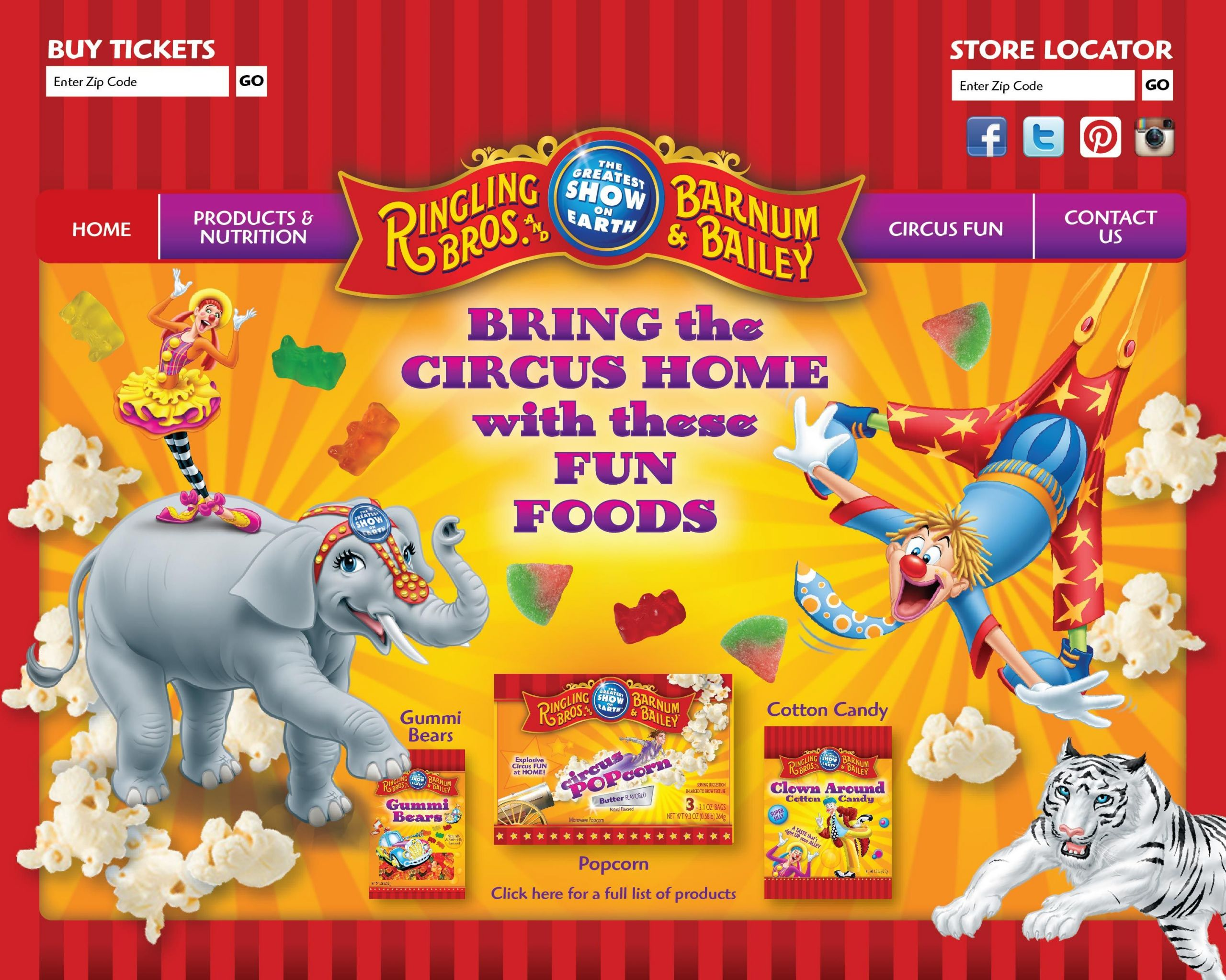 Barnum Brico Depot Inspirant Wel E to the Ringling Bros and Barnum & Bailey Fun Foods Of 34 Beau Barnum Brico Depot