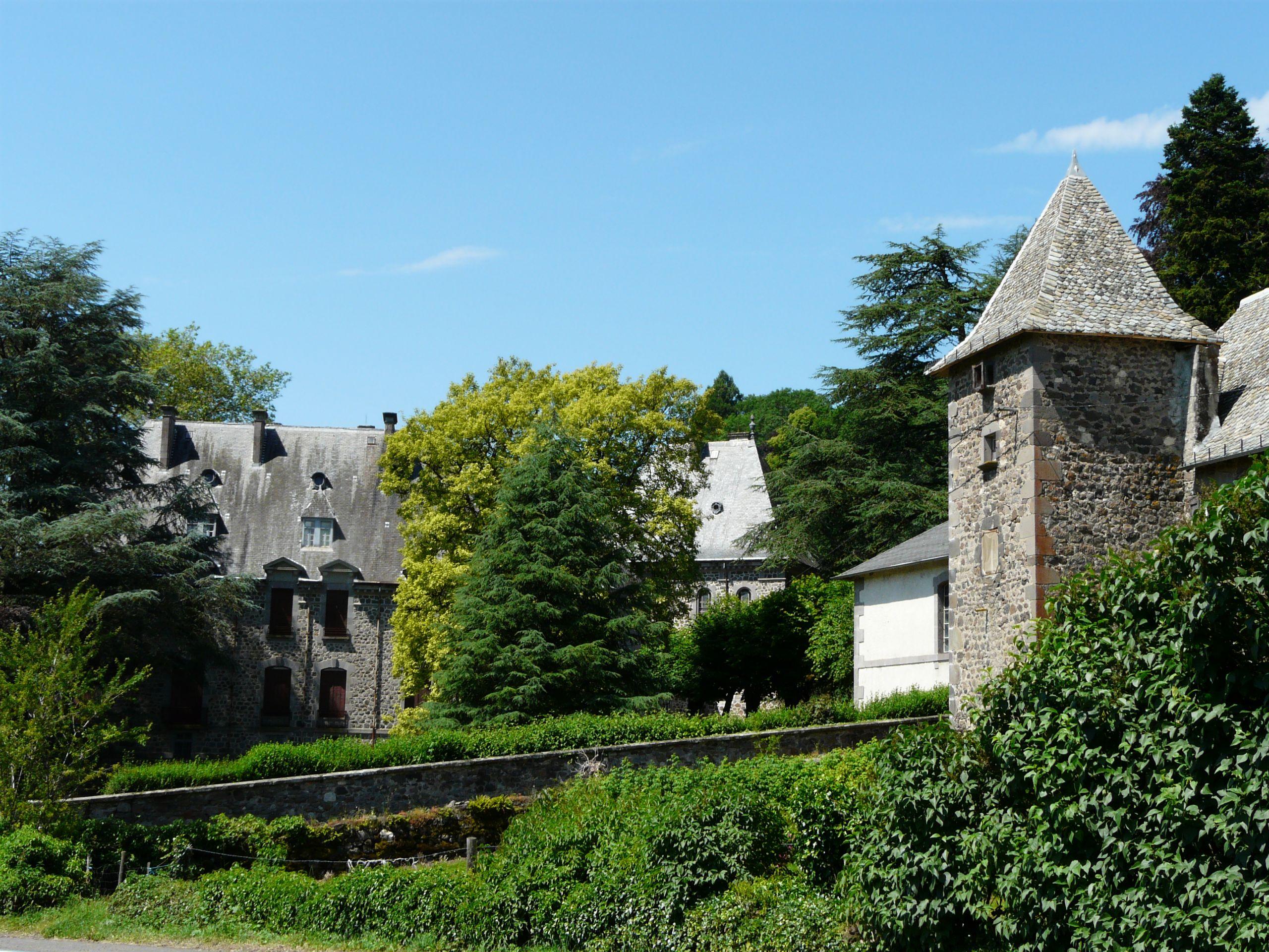 Aurillac château Fabrègues