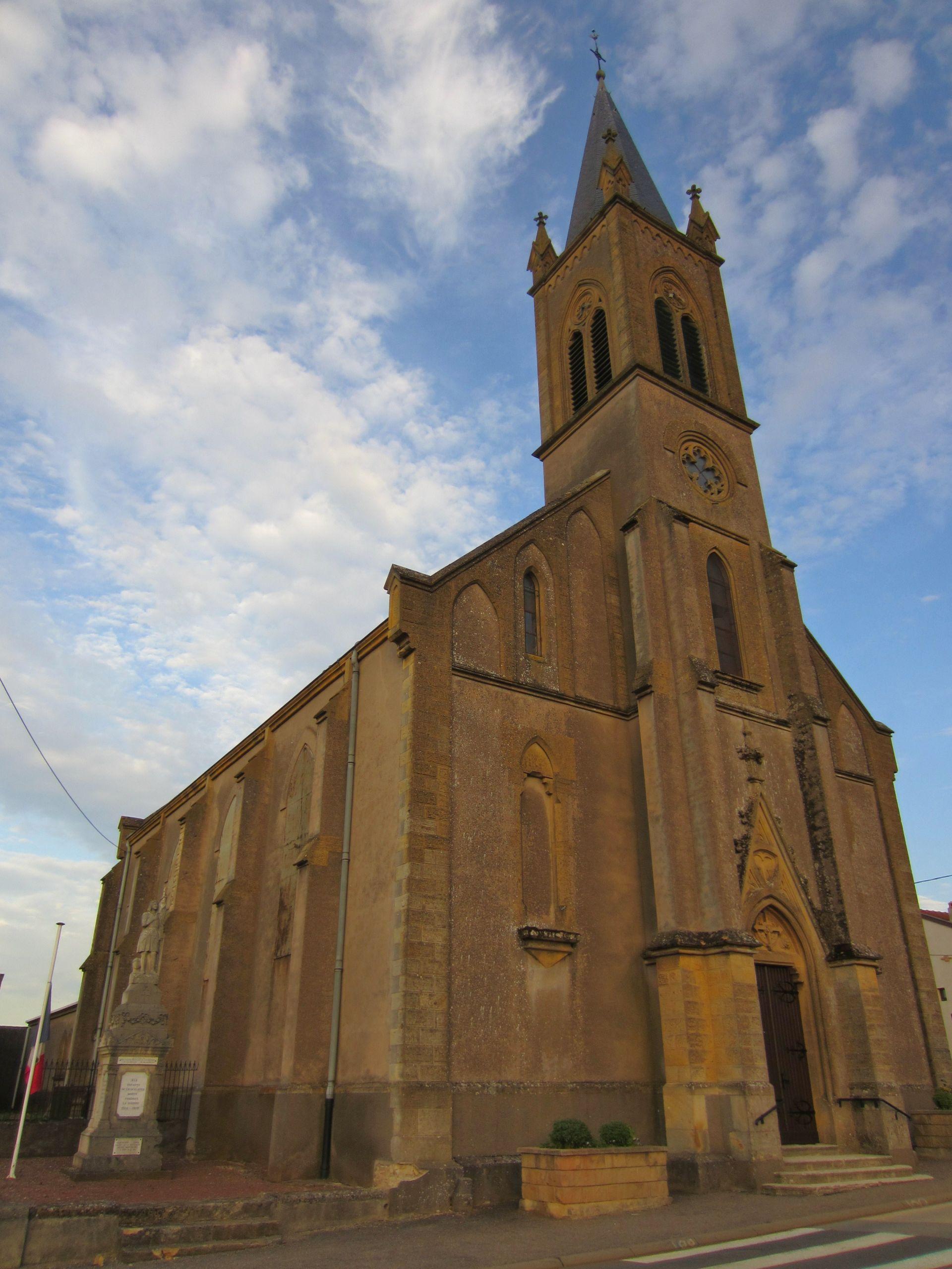 Eglise Gravelotte