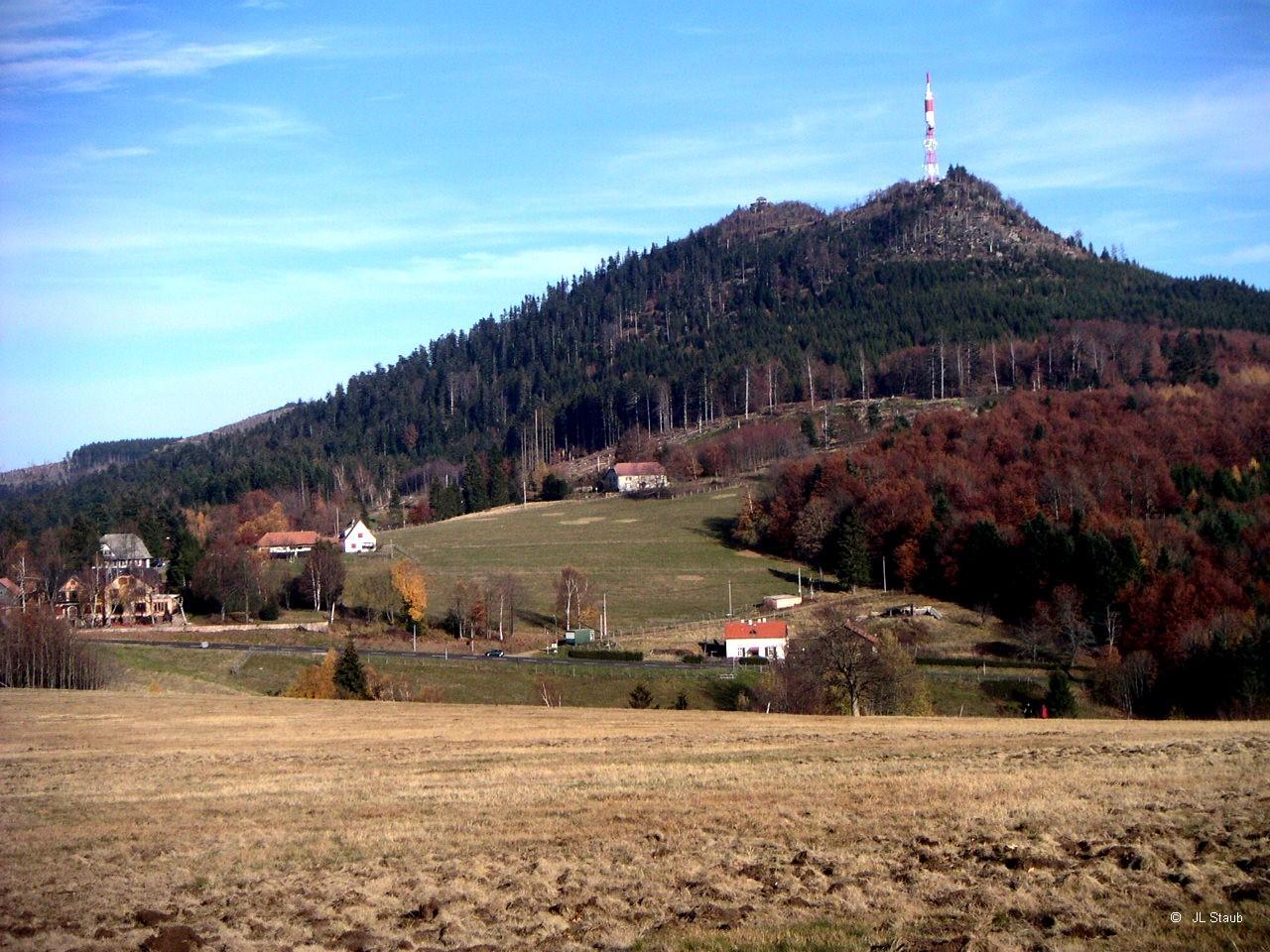 Brico Depot Epinal Génial Донон гора — Вікіпедія