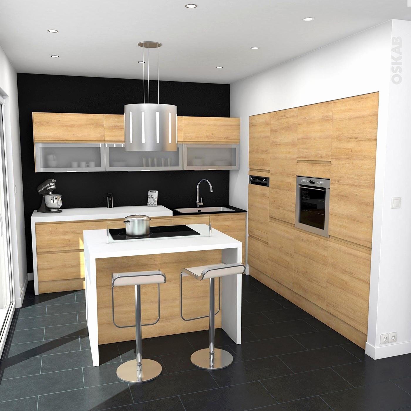meuble de cuisine brico depot cuisine avec ilot bar of meuble de cuisine brico depot