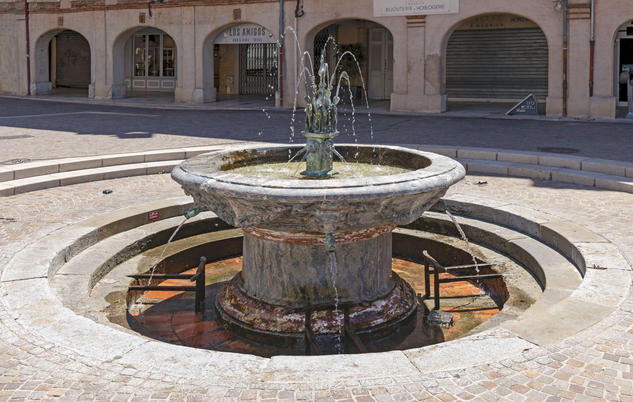 Fontaine de Griffoul Gaillac