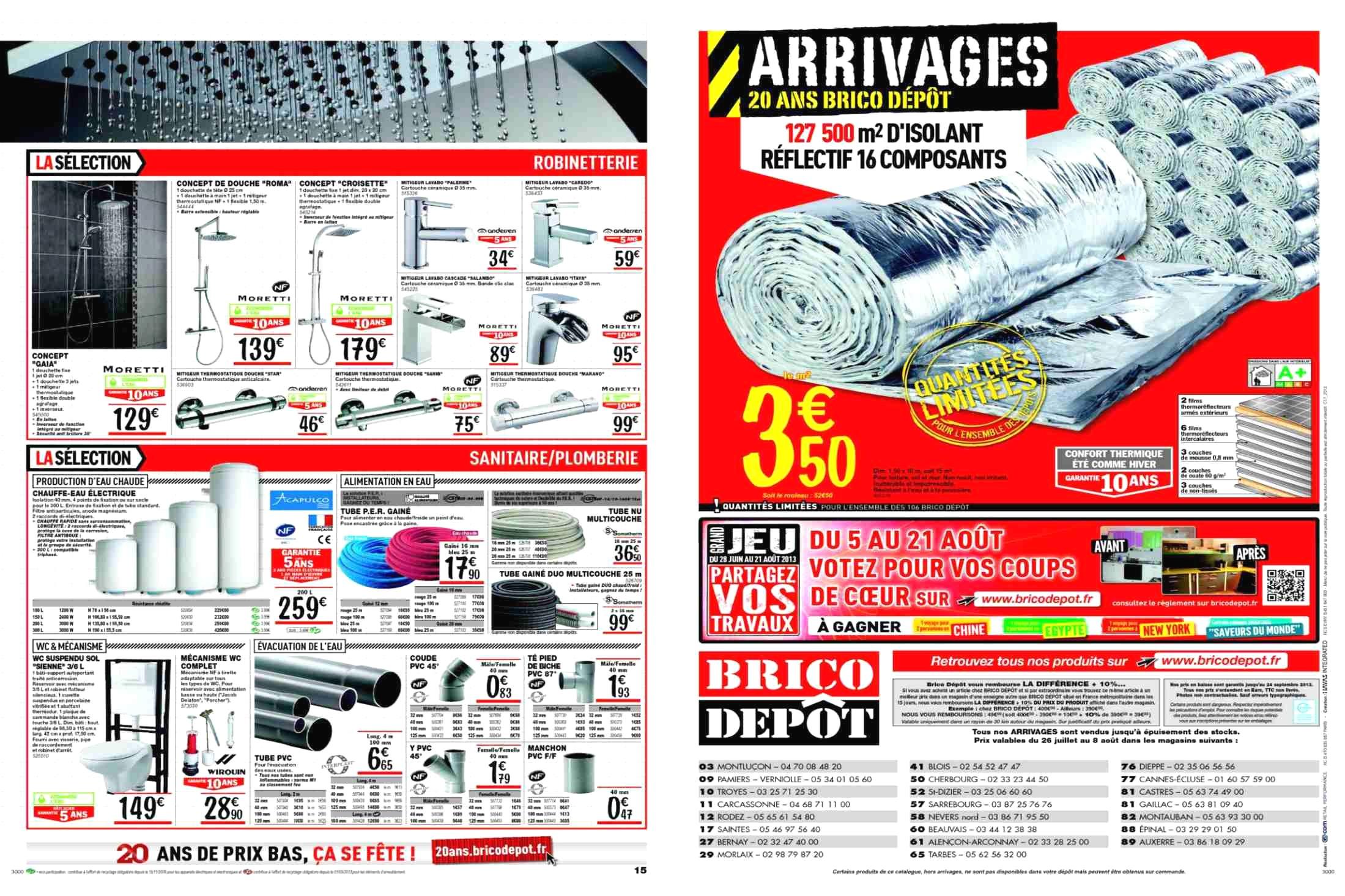 cuisine plete brico depot bigbi info avec 8 et brico depot catalogue 32 2199x1466px brico depot catalogue