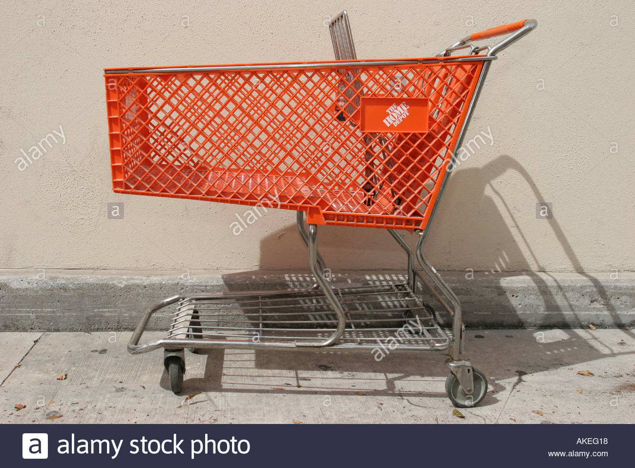 north miami beach florida home depot shopping cart AKEG18