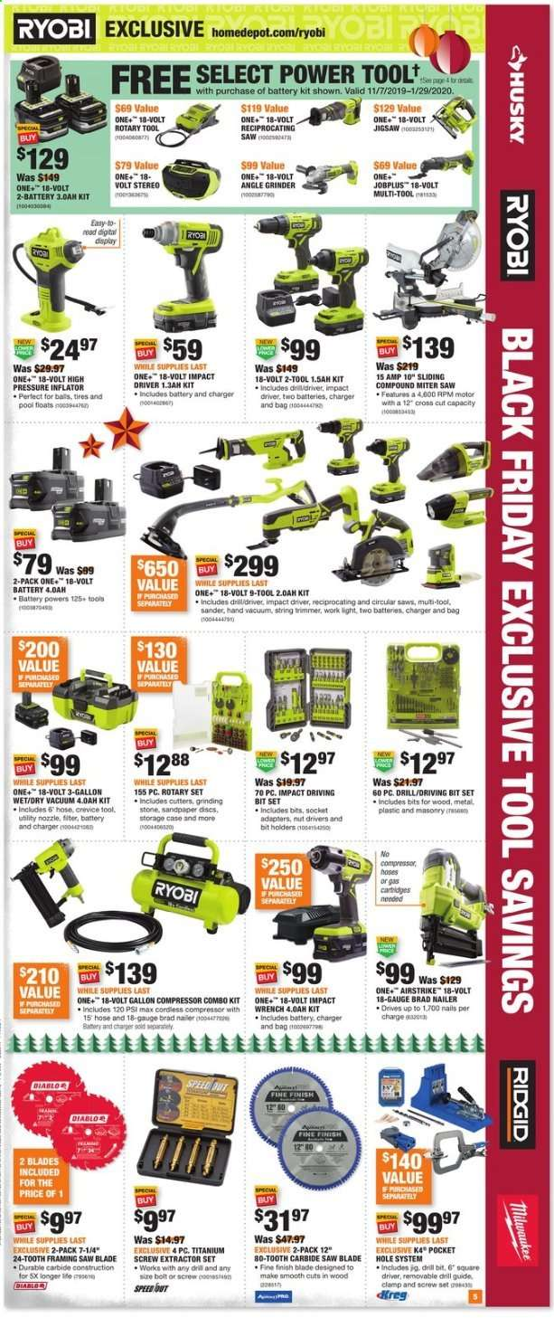 Brico Depot Portugal Unique the Home Depot Flyer 11 28 2019 12 04 2019 Of 26 Beau Brico Depot Portugal