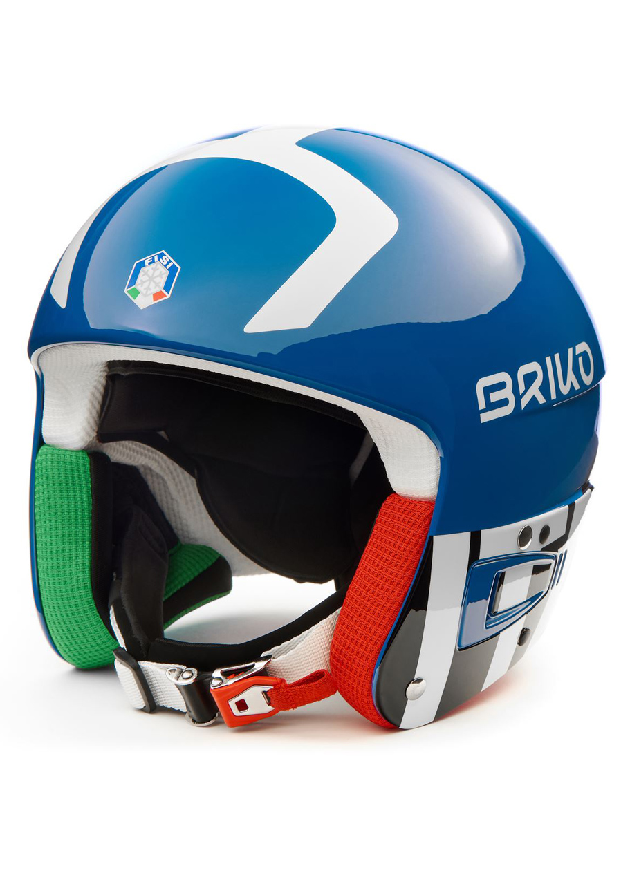 Brico T Unique Briko Vulcano Fis Kids Ski Helmet 6 8 Jr Fisi S Royal Blue N Blu Of 33 Inspirant Brico T