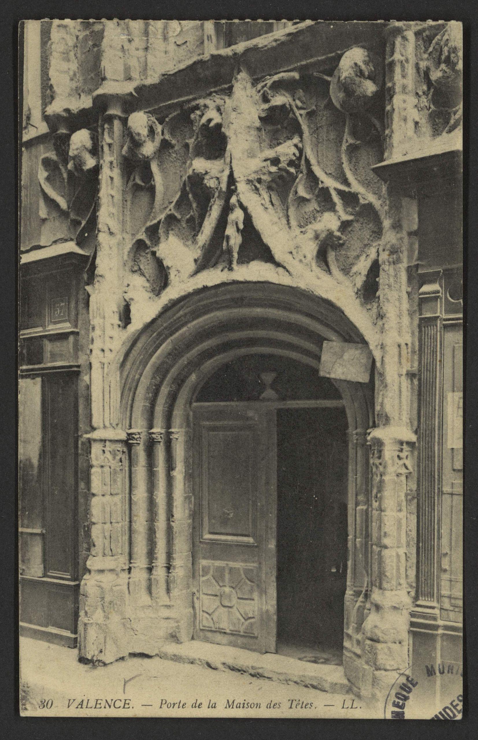 But Portes Les Valence Élégant File Valence Porte De La Maison Des Tªtes Of 31 Luxe but Portes Les Valence