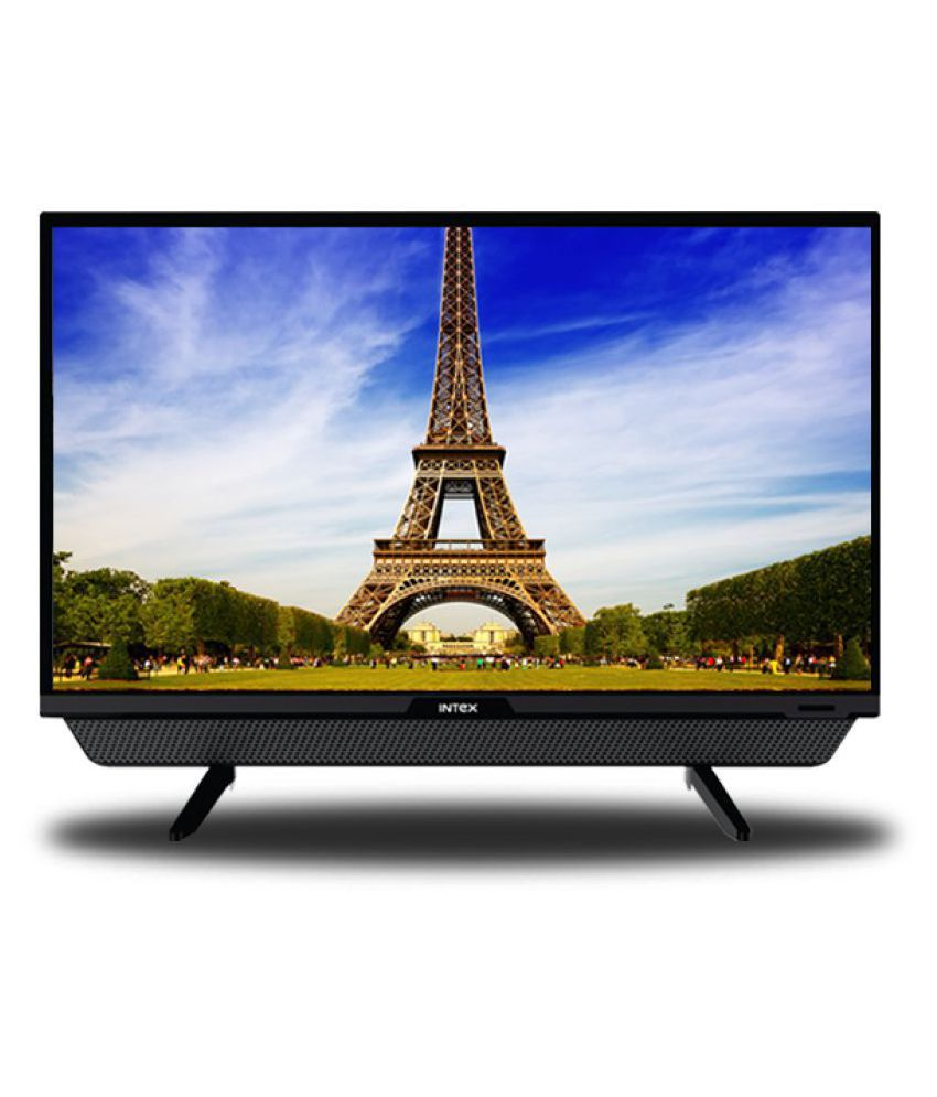 C Discount Tv Luxe Intex Led 2415 60 Cm 24 Hd Ready Hdr Led Television Of 23 Inspirant C Discount Tv