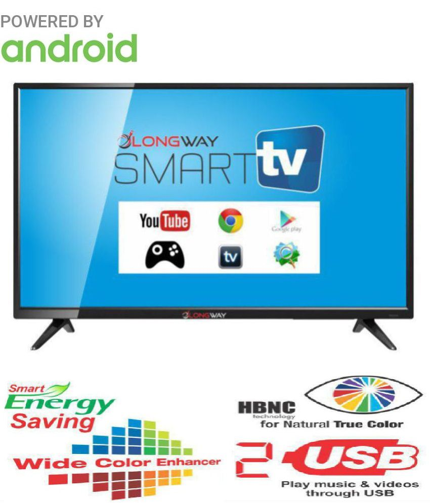 C Discount Tv Unique Longway Lw S8005 32 80 Cm Smart android Full Hd Fhd Led Television with 1 2 Year Extended Warranty Of 23 Inspirant C Discount Tv