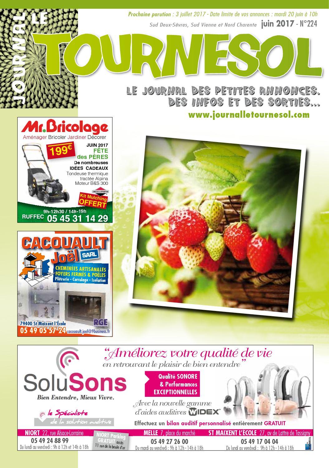 Cadeau Leclerc Génial Calaméo Journal Le tournesol Juin 2017 Of 37 Élégant Cadeau Leclerc
