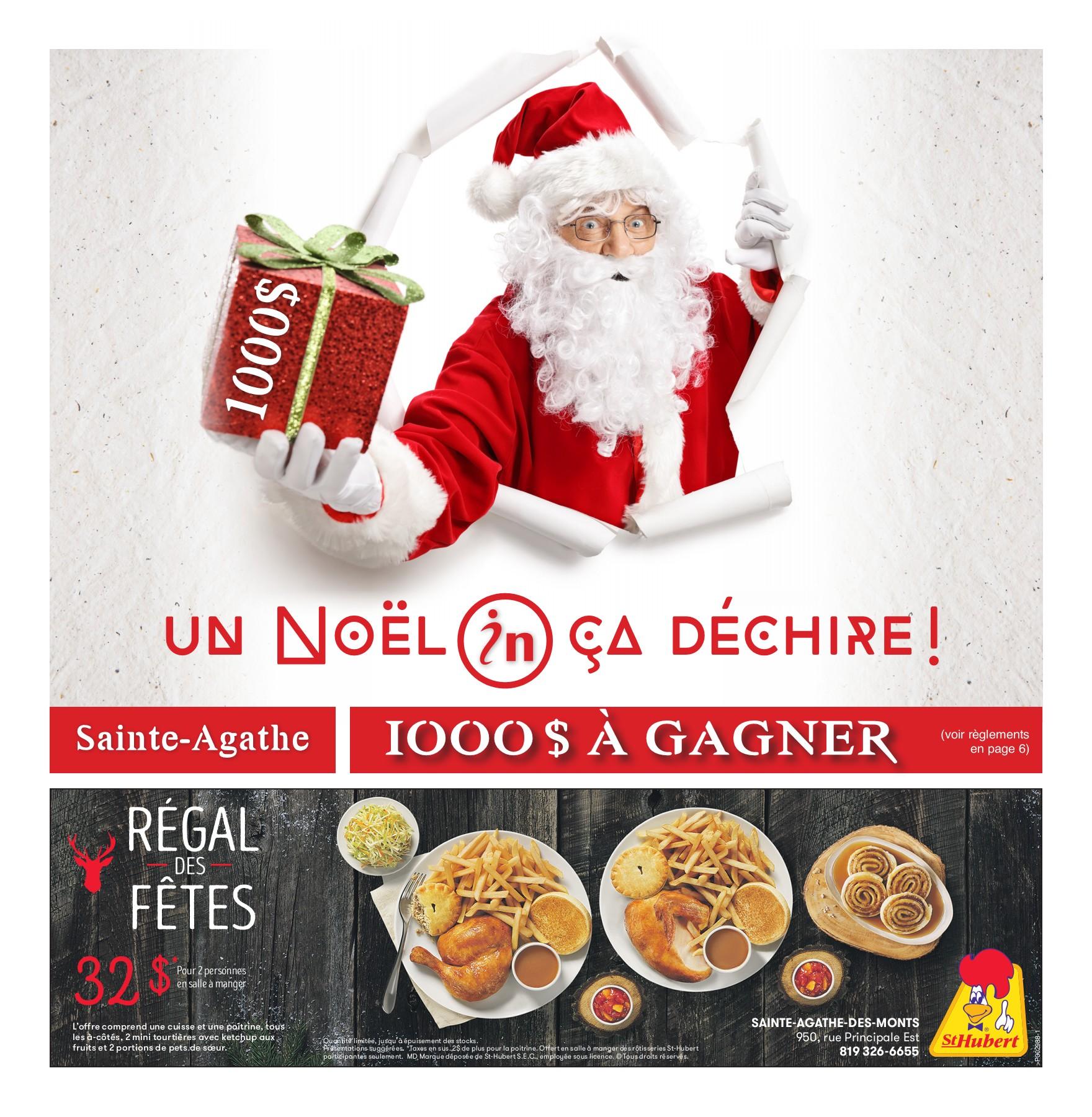 Cadeau Leclerc Unique 4 Décembre 2019 • Cahier De No L Pages 1 20 Text Version Of 37 Élégant Cadeau Leclerc