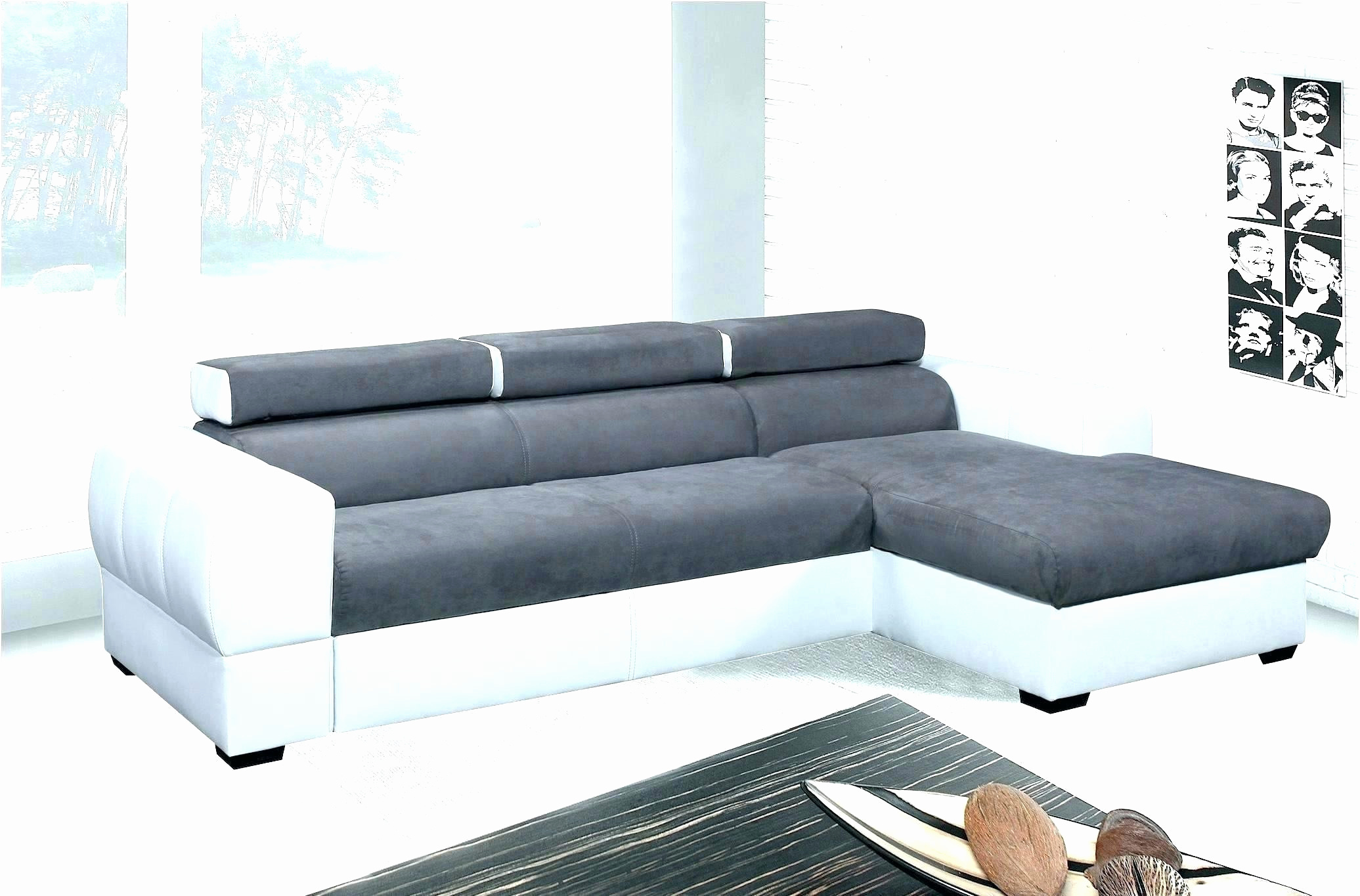 decoration salon canape gris luxe 35 beau canape lit futon idees inspirantes of decoration salon canape gris