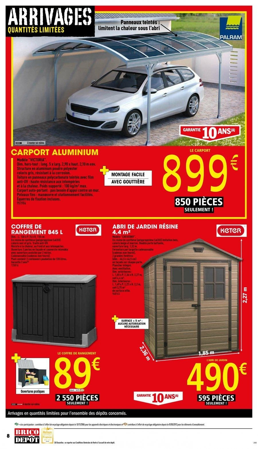 classique carport brico depot avec concernant recent classique carport brico depot avec gallery trend ideas 2018 antique et 0 900x1564px