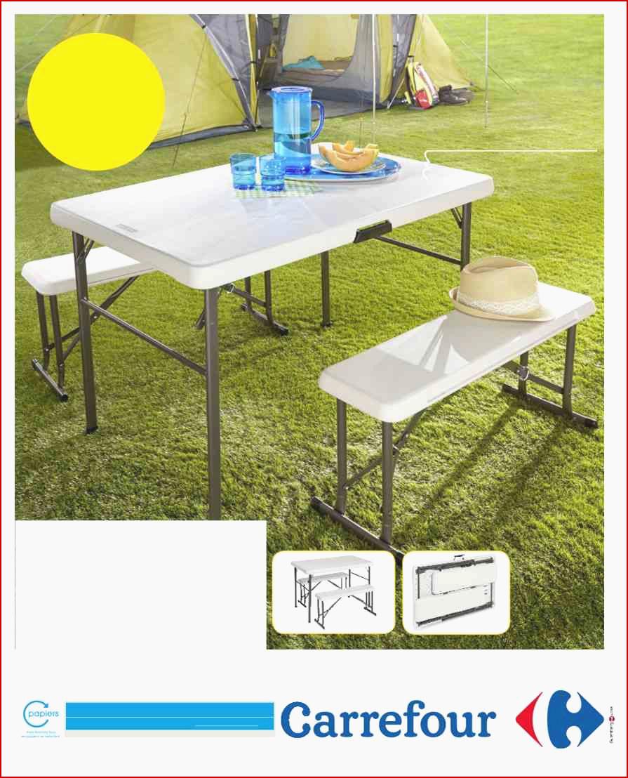 carrefour table pliante charmant table pliante salon elegant chaise pliante carrefour canape of carrefour table pliante