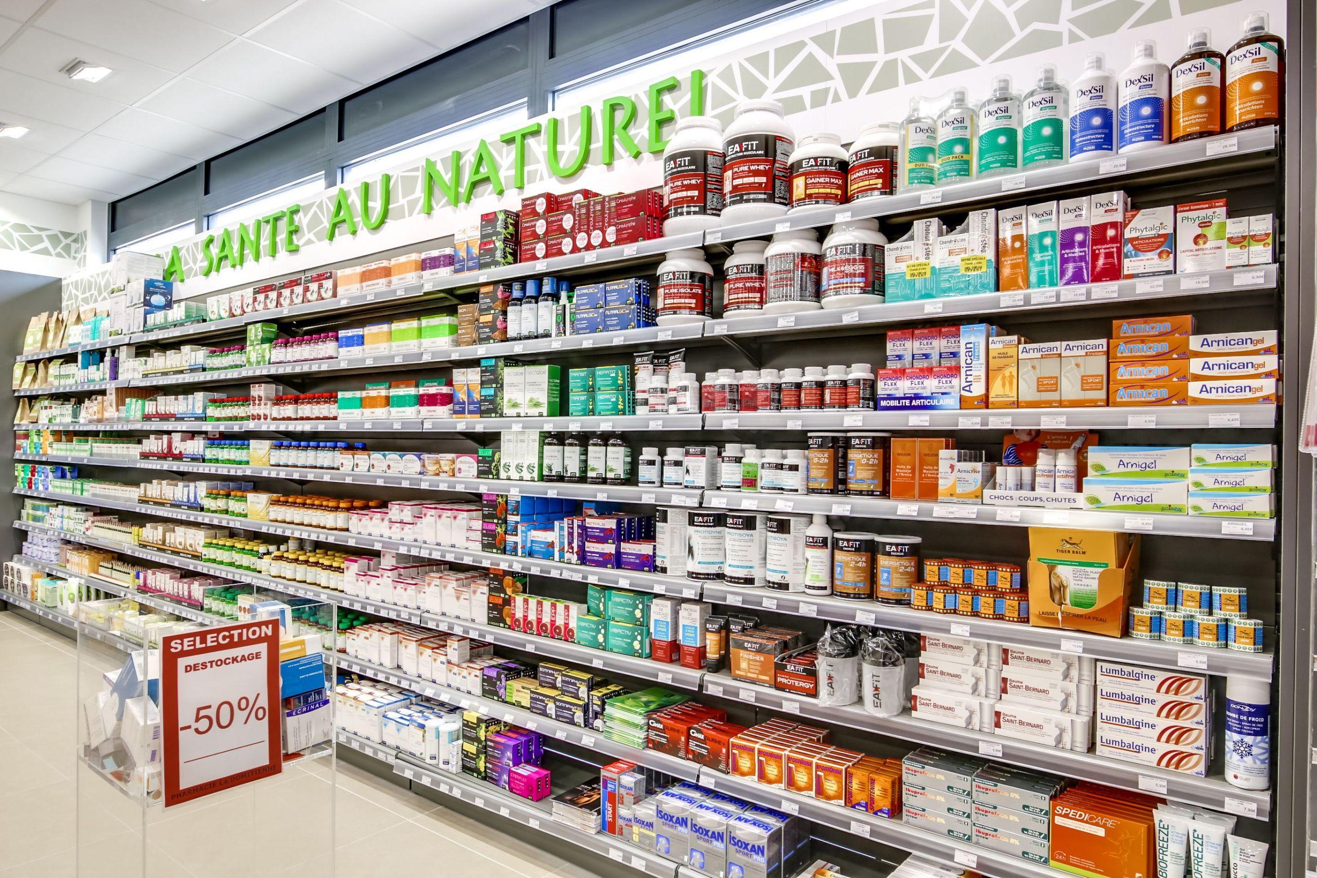 Castorama Meuble De Jardin Beau Etag¨re Pharmacie Avec Un Espace Santé Au Naturel