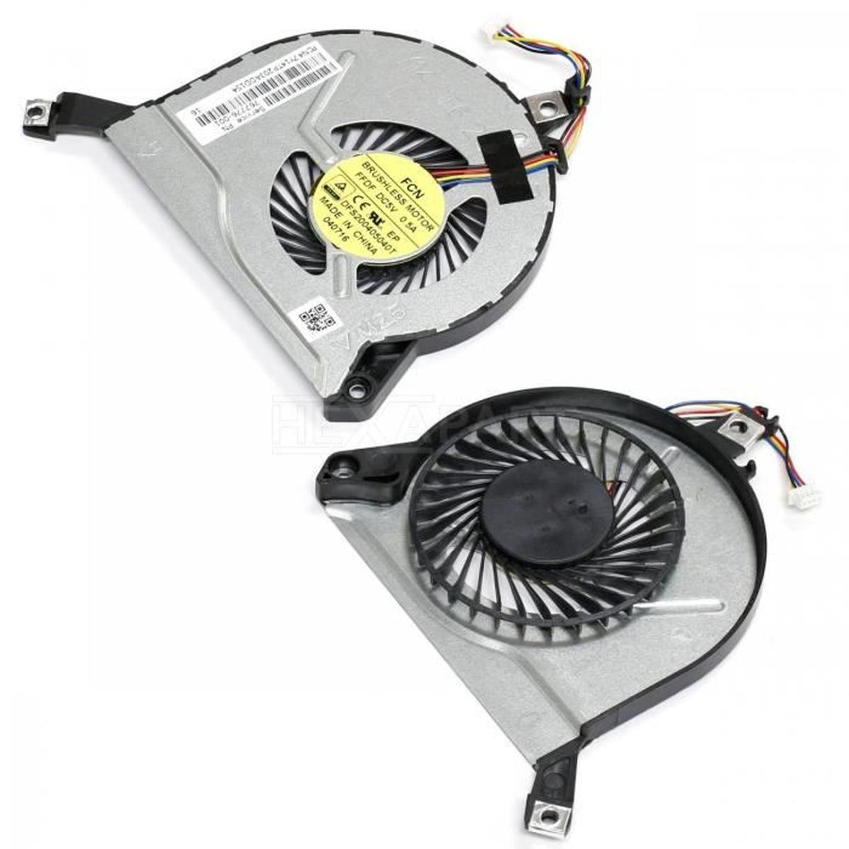 ventilateur pour hp pavilion 17 f series 00