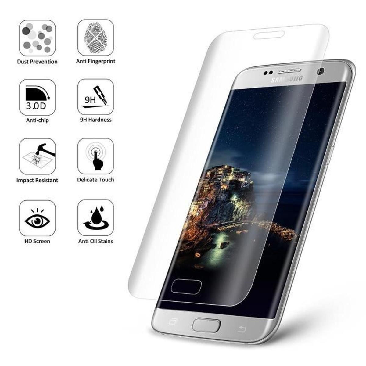 Cdiscount Smartphone Best Of Protection D écran Incurvé En Verre Trempé Film Verre Trempe Samsung Galaxy S8 Vitre Durci