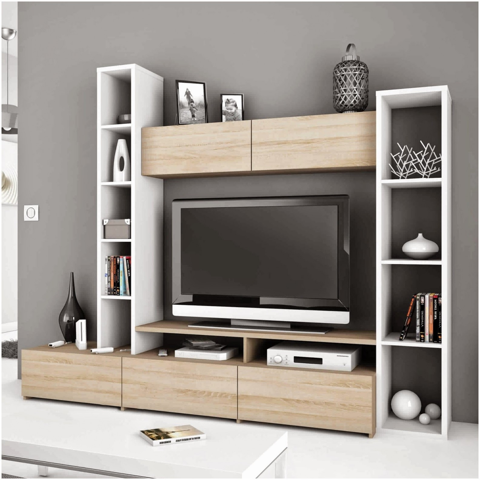 cdiscount meuble tele lesmeubles meuble tv blanc lesmeubles of cdiscount meuble tele