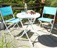 Chaise De Jardin En Teck Beau 77 Génial Table Jardin Alinea