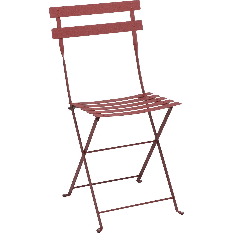 Chaise de jardin solde nouveau chaise de jardin bistrot - Salon de jardin bistrot pas cher ...