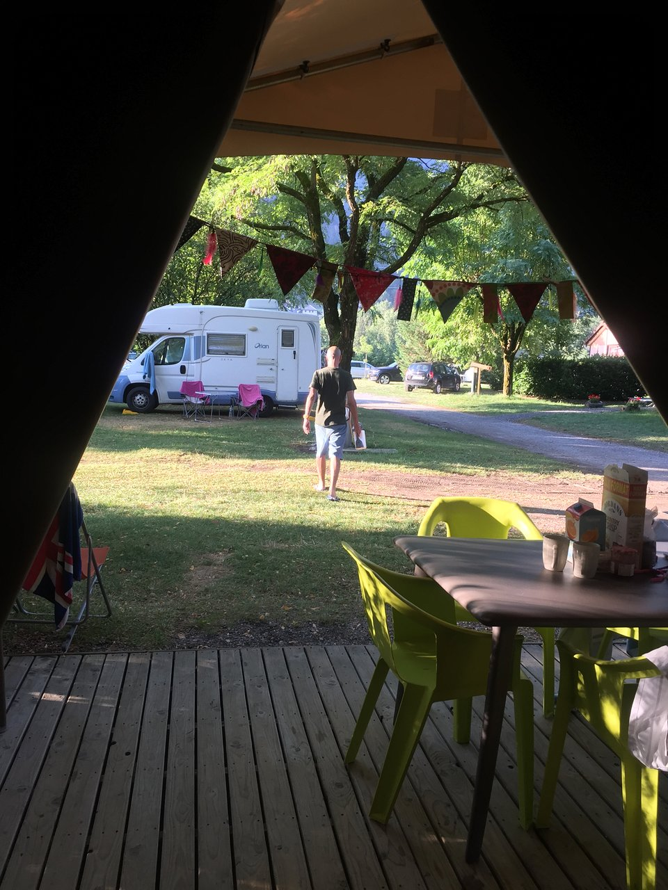 campsite champ tillet