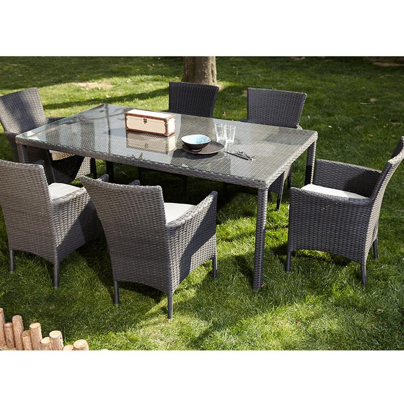 table et chaise de jardin en rsine tresse pas cher