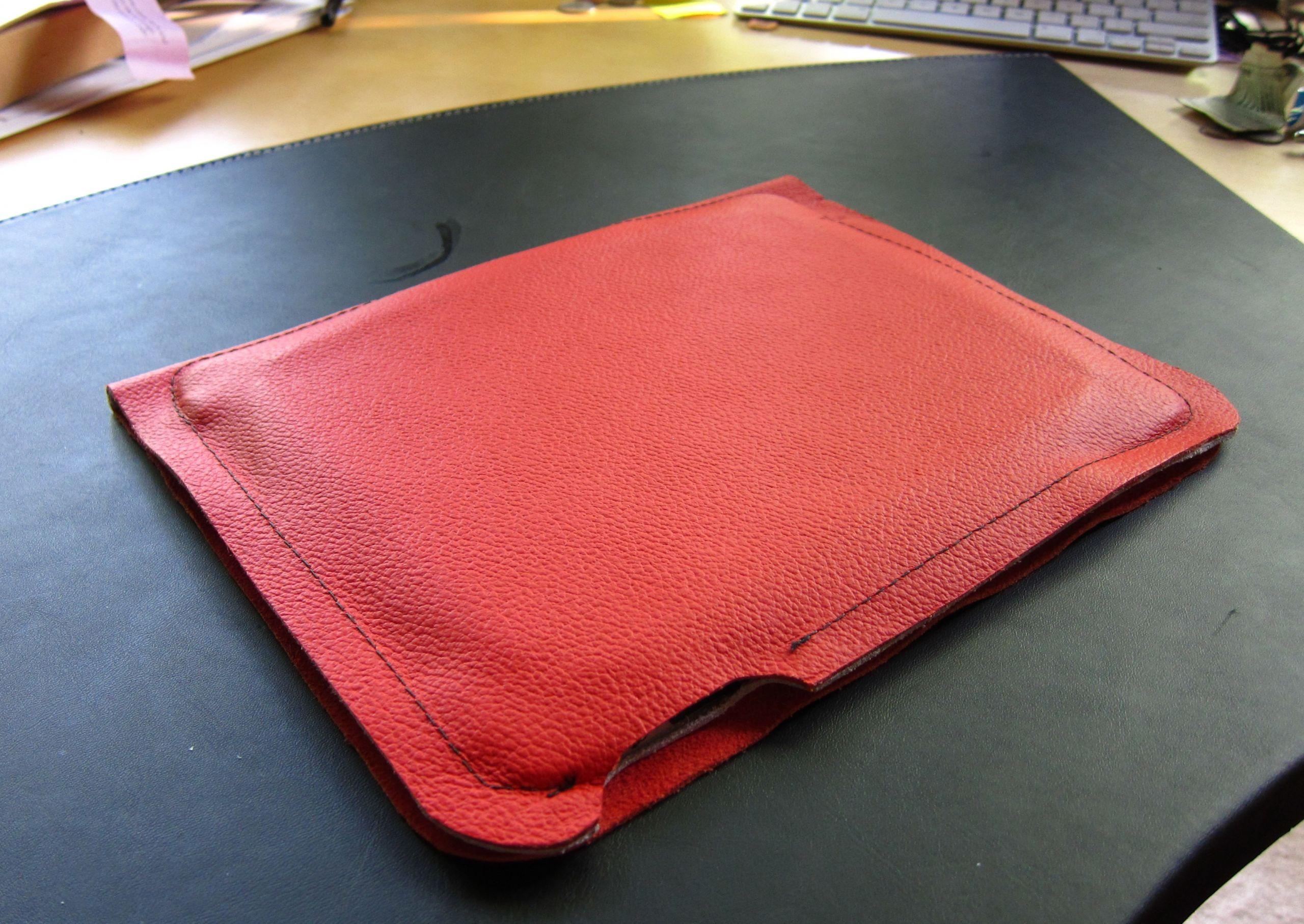 Code Promo Castorama Charmant Custom Leather Case Designed and Made for the Ipad