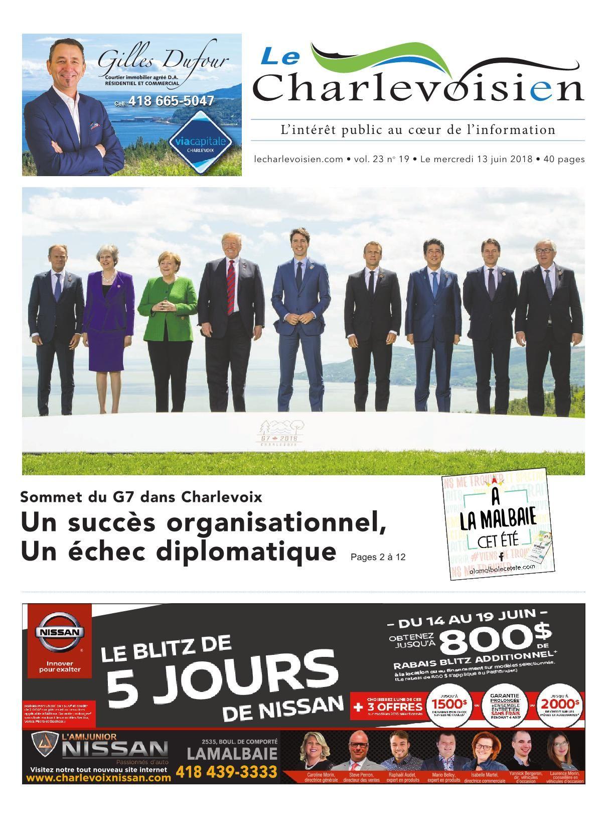 E Leclerc Livraison Beau Le Charlevoisien 13 Juin 2018 Pages 1 40 Text Version Of 28 Beau E Leclerc Livraison