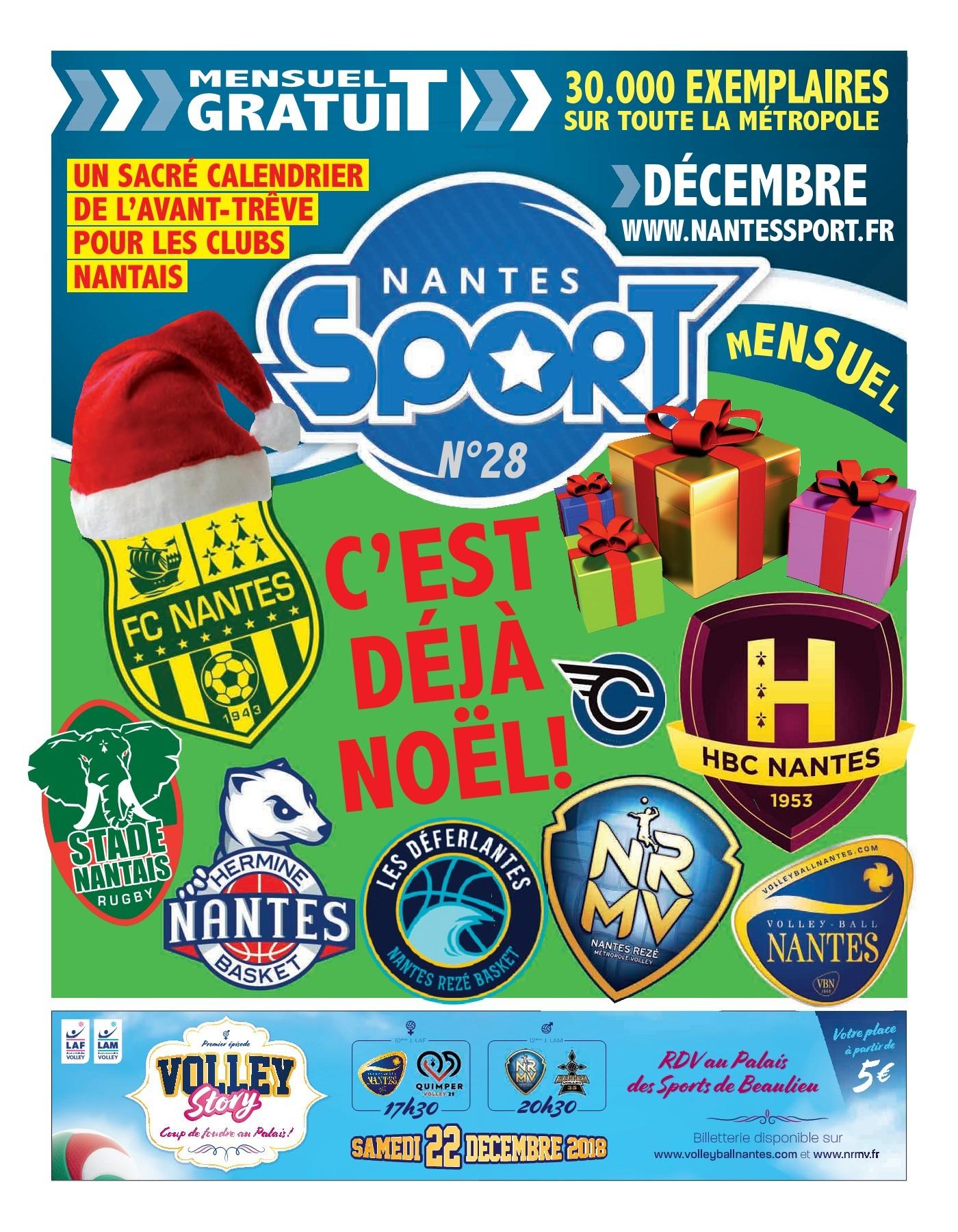 E Leclerc Livraison Charmant Nantes Sport 028 Pages 1 48 Text Version Of 28 Beau E Leclerc Livraison
