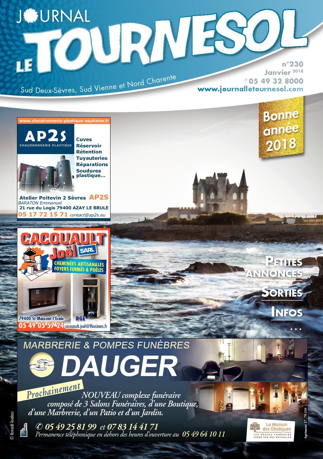 E Leclerc Livraison Nouveau Calaméo Journal Le tournesol Janvier 2018 Of 28 Beau E Leclerc Livraison