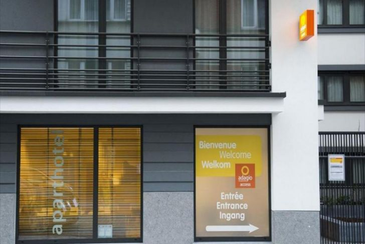 Ensemble De Jardin Aluminium Élégant Aparthotel Adagio Access Muchen City Milbertshofen Am Hart