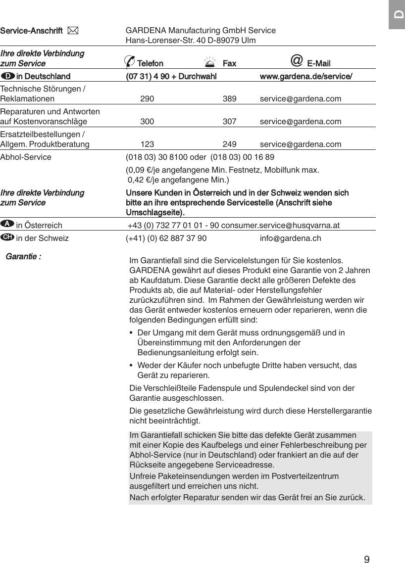 Instruction C2A542Adbdf12Df Fe7B User Guide Page 9